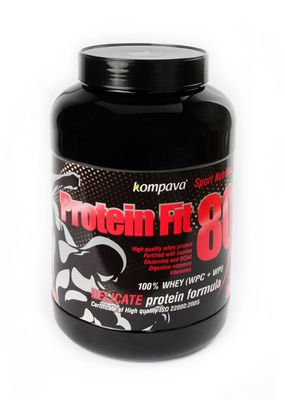 Protein na objem ProteinFit 80, 500g
