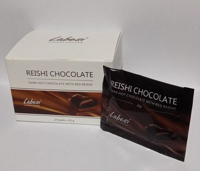 RED REISHI čokoláda