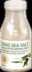 Soľ do kúpeľa - Dead sea - eucalyptus
