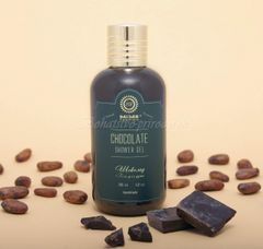 Sprchový gél Saules - čokoláda, 200ml