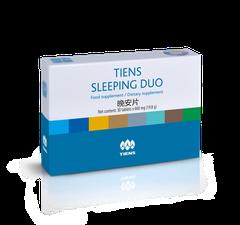 Tabletky na spanie - Tiens Sleeping Duo
