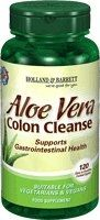 Tablety Aloe Vera COLON CLEANSE 120tbl.
