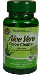 Tablety Aloe Vera COLON CLEANSE 60tbl.