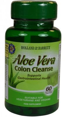 Tablety Aloe Vera COLON CLEANSE 60tbl.