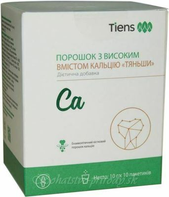 Tiens Biokalcium pre dospelých