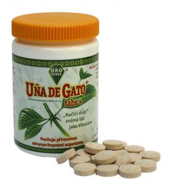 UŇA DE GATO (Vilcacora), tablety