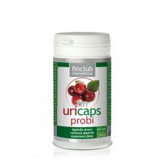 Uricaps - brusnice, 60 kapsúl