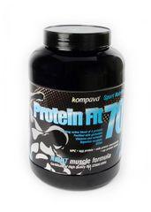 Viaczložkový nočný protein ProteinFIt 70, 2000g