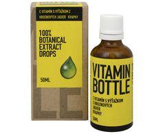 Vitamín C s výťažkom z hroznových jadier