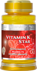 Vitamín K Star