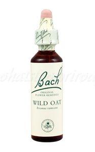 Wild Oat - Stoklas konáristý 20 ml - bachove kvapky