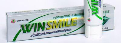 WinSmile - aniónová zubná pasta, 165g