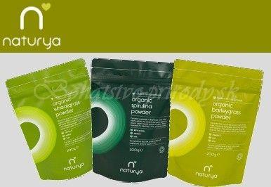 Zelené TRIO - jačmeň, chlorella, spirulina 600g