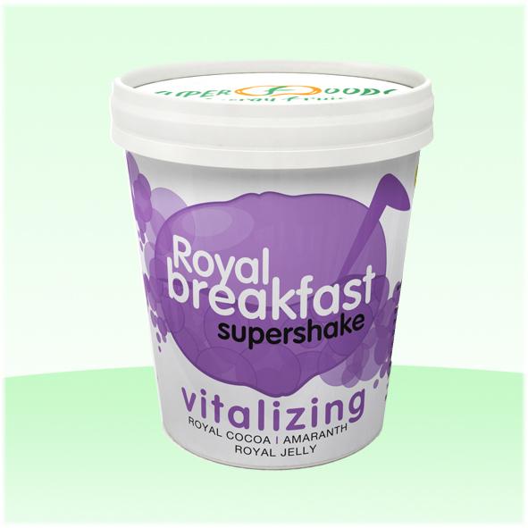 Royal breakfast pre zdravý štart