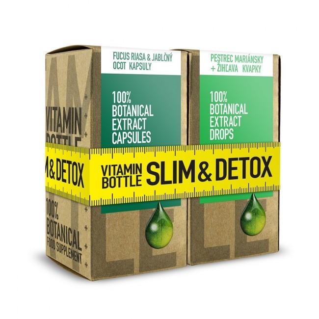 Slim&Detox - Chudnutie a Detox