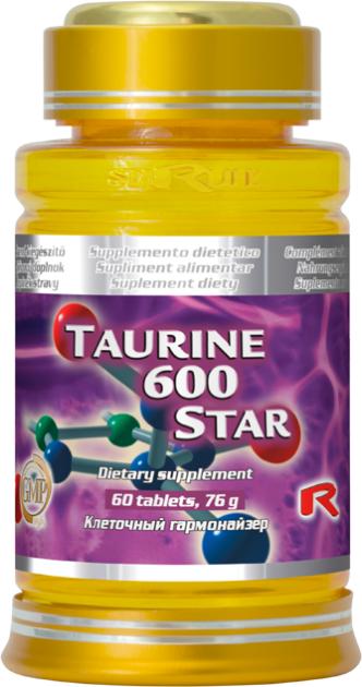 Taurine 600 Star