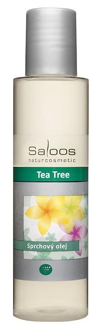 Tea tree olej - sprchový olej