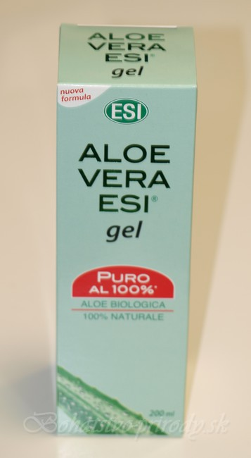 Telový gél s Aloe Vera, 100 ml