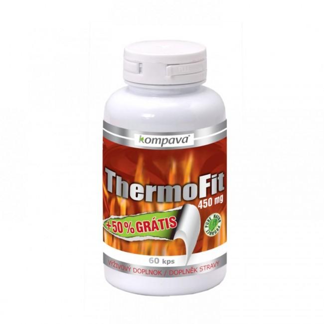 ThermoFit - čaj na spaľovanie tukov Kompava