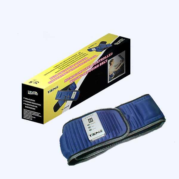 Tiens Pás TL-2001 B - masážny opasok na chudnutie