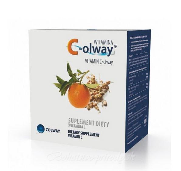Vitamín C-olway - vitamín C