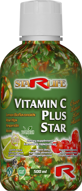 Vitamín C Plus Star