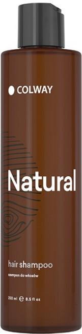 Vlasový šampón Natural