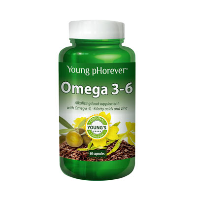 Young Phorever – Omega 3-6