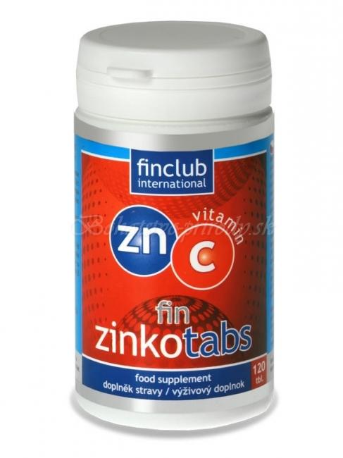 Zinkotabs - ZINOK, 120tbl